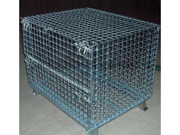 镀锌仓储笼 (4)