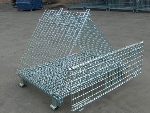 折叠仓储笼 (2)