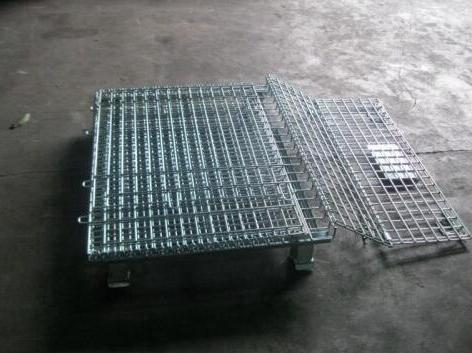 折叠仓储笼 (5)