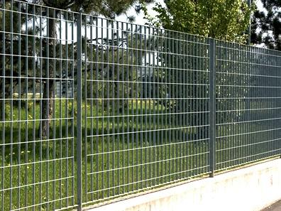 钢格板围栏 (4)