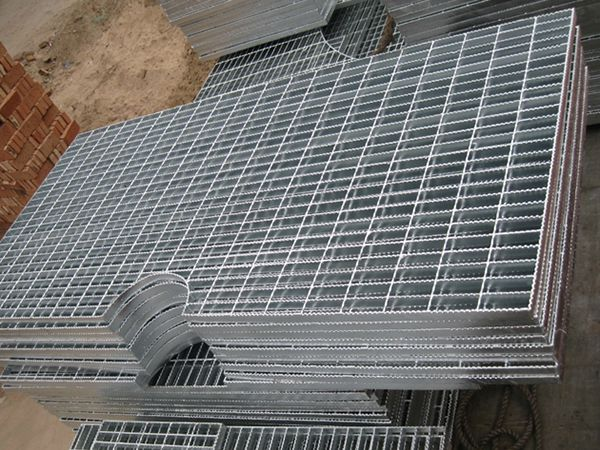 钢格板围栏 (5)