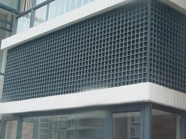钢格板围栏 (6)