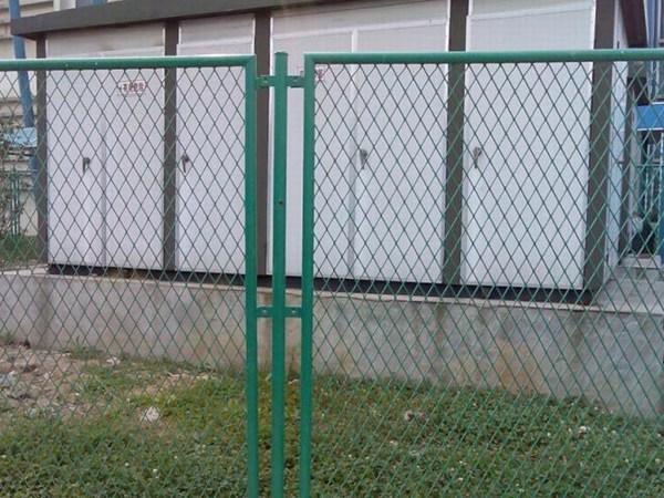 钢板网护栏 (1)