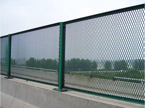 桥梁护栏网 (2)